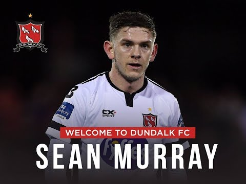 ⚽ Snippets of new Dundalk FC signing Seán Murray