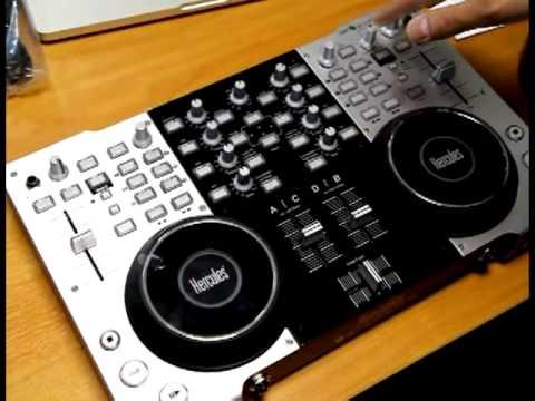 Обзор DJ контроллеров Hercules DJ Console RMX и DJ Console 4-MX от DJController