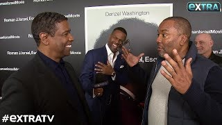 The Must-See Moment When Lee Daniels Crashed Our Interview with Denzel Washington