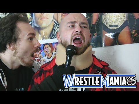 What does Austin 3:16 say??? (The WrestleManiacs) | Brand New Comedy Web Series