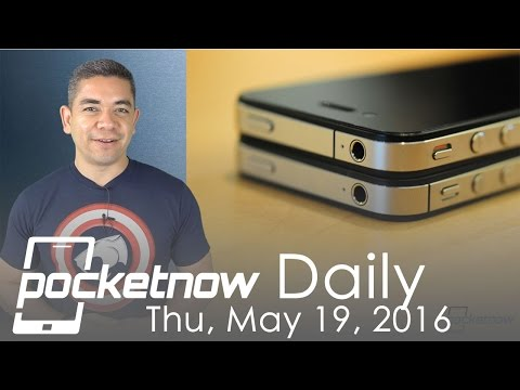 iPhone 8 glass design options, Google Daydream hardware & more - Pocketnow Daily