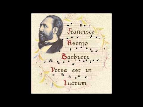 Francisco A. Barbieri - Versa est in luctum