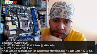 Description Motherboard ASRock H61M-VS LGA 1155  DDR3 Specs Cpu type core i3 core i5 Core i7