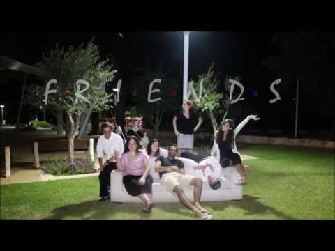Michal And Josh's Wedding Video: Friends