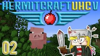 Hermitcraft UHC 02 | Pig Friends | Season 5