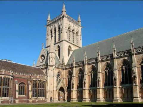 Choir of St John's College, Cambridge(1963) - Te Deum.wmv