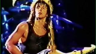 Bon Jovi Never Say Goodbye Sydney Australia 1987