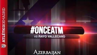 Liga 2014-15. Once del Atlético de Madrid para visitar al Rayo Vallecano