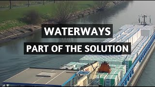 KNAUF: Waterways, Part of the Solution (FR + NL subtitles)