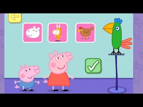 Peppa Pig Polsku - Papugą Polly