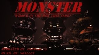 download lagu Sfm Fnaf   Monster gratis