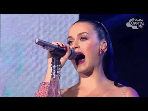 Katy Perry - (Hot Cleavage Jingle Bell Ball 2013 hd720p thumbnail