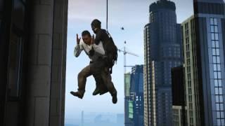 ▶ Grand Theft Auto V официальное видео геймплея русская озвучка GTA 5 Gameplay   YouTube