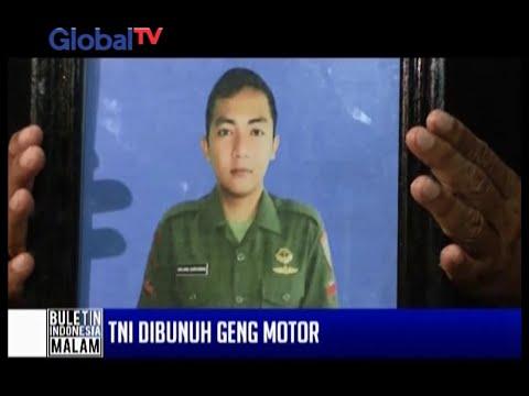 Brutal! Geng motor di Bandung bunuh anggota TNI - BIM 07/06