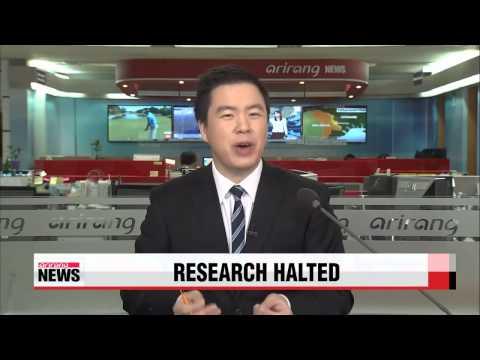 Japan halts stem cell research after initial probe   만능줄기세포 확인 안돼...일본 연구소 검증실험