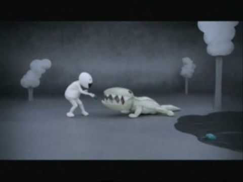 Vodafone Busy Message - Zoozoo & Crocodile video