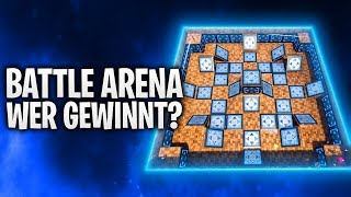 BATTLE ARENA! WER GEWINNT? 🏆 | Fortnite: Battle Royale