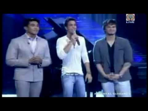 Markki Stroem Ordinary People Pilipinas Got Talent Semi-Finals May 8, 2010 Top 36 Episode