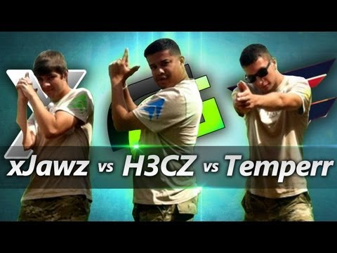 H3CZ- Parish Sniper GAMEPLAY COMMENTARY-