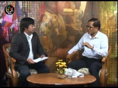 DVB -20-10-2014 ႏုိင္ဟံသာ ႏွင့္ ေတြ႔ဆုံေတြ႔ဆုံေမးျမန္းခန္း အပုိင္း (၃)