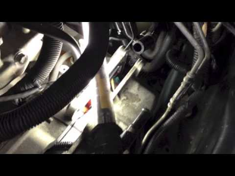 TCC Solenoid Repair / 2000 Cadillac Seville STS Part 1