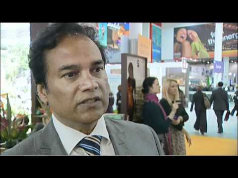 Karl Mootoosamy (Dr), Director, Mauritius Tourist Promotion Authority @ WTM 2010