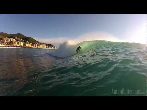 surf, varazze, luguria, waves, tube, gopro, 60fps, slow motion, Marlon Lipke