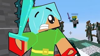 Minecraft / I SEE YOU HACKER!! / Skywars / Gamer Chad Plays