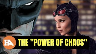 Zoe Kravitz On Playing & Training for Catwoman | 'The Batman' IS Powerful & Emotional