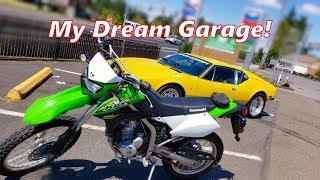 My Dream Garage | Car Spotting