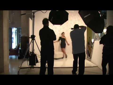 Coleen Rooney, Behind The Scenes - Littlewoods