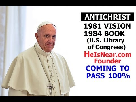 100% PROOF POPE FRANCIS is ANTICHRIST