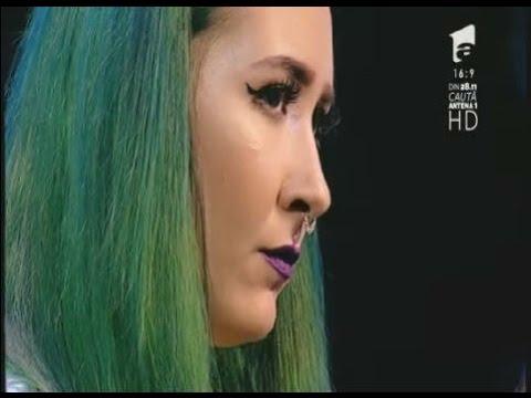 Alupei Andreea Emilia, înlocuită pe scaunul de la X Factor de către Letiţia Roman!