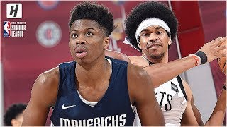 Dallas Mavericks vs Brooklyn Nets - Full Game Highlights | July 5, 2019 NBA Summer League