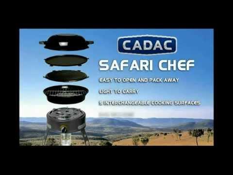 Cadac safari chef youtube - Cadac safari chef ...