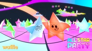 Waffle: All-Star Party Trailer