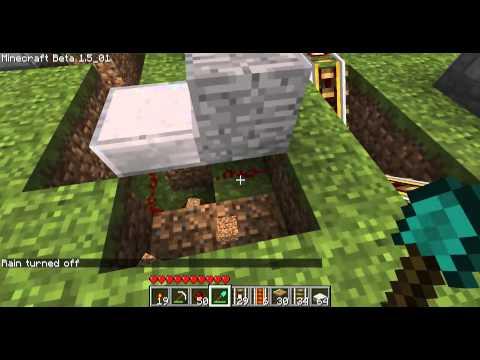 Minecraft - Les MDC 25 Système d'aiguillage avancé