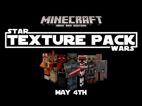 Minecraft Xbox | Star Wars Mash-Up Pack |