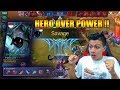 HELCURT BUILD HAYABUSA = SAVAGE !! OVER POWER NEW HERO - MOBILE LEGEND BANG BANG MP3