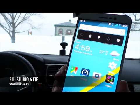 BLU STUDIO 6 LTE (Dual SIM) - FULL REVIEW