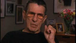 Leonard Nimoy on developing