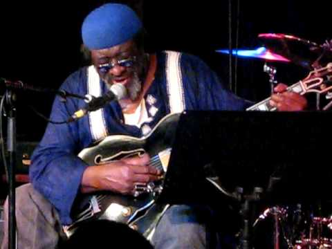 James Blood Ulmer - Little Red Rooster&going on - Live in Berlin (4/5)
