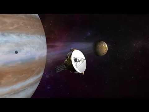 Por primera vez, una nave espacial de la Nasa llegará a Plutón