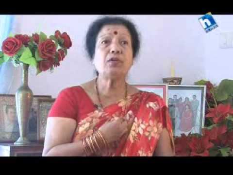 Aadha Aakash with Binu Singh