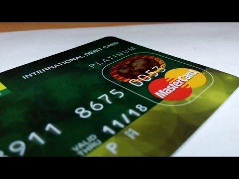 Cartão De Crédito Pré-pago Com Bitcoin