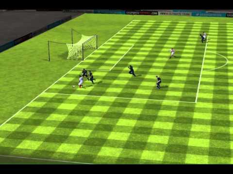 FIFA 14 iPhone/iPad - France vs. Peru