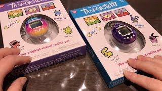 Tamagotchi Gen 1 & Gen 2 re-release