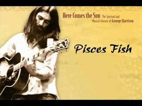 George Harrison- Pisces Fish