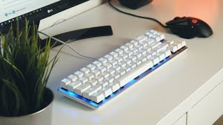 BEST BUDGET MECHANICAL KEYBOARD?  Magicforce 68 Review