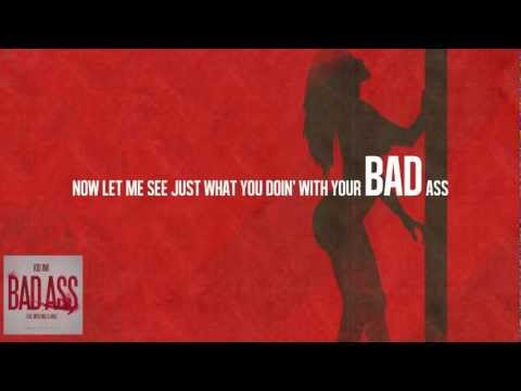 Kid Ink - Bad Ass Feat Wale & Meek Mill [offical Lyrics Video] video